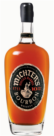 Michters Bourbon Whiskey Single Barrel 10 Year
